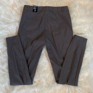 NWT - The Limited Grey Exact Stretch Pants